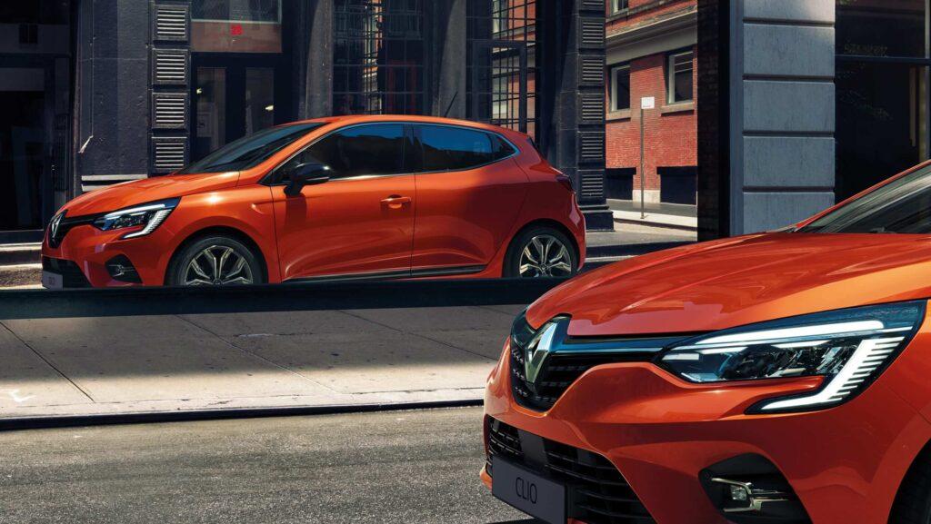 2020 Renault Clio 5 fotoğrafları