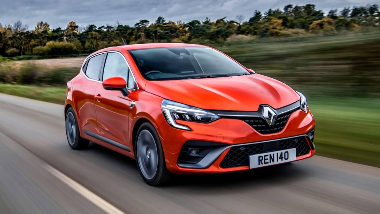 2020 Renault Clio 5 incelemesi