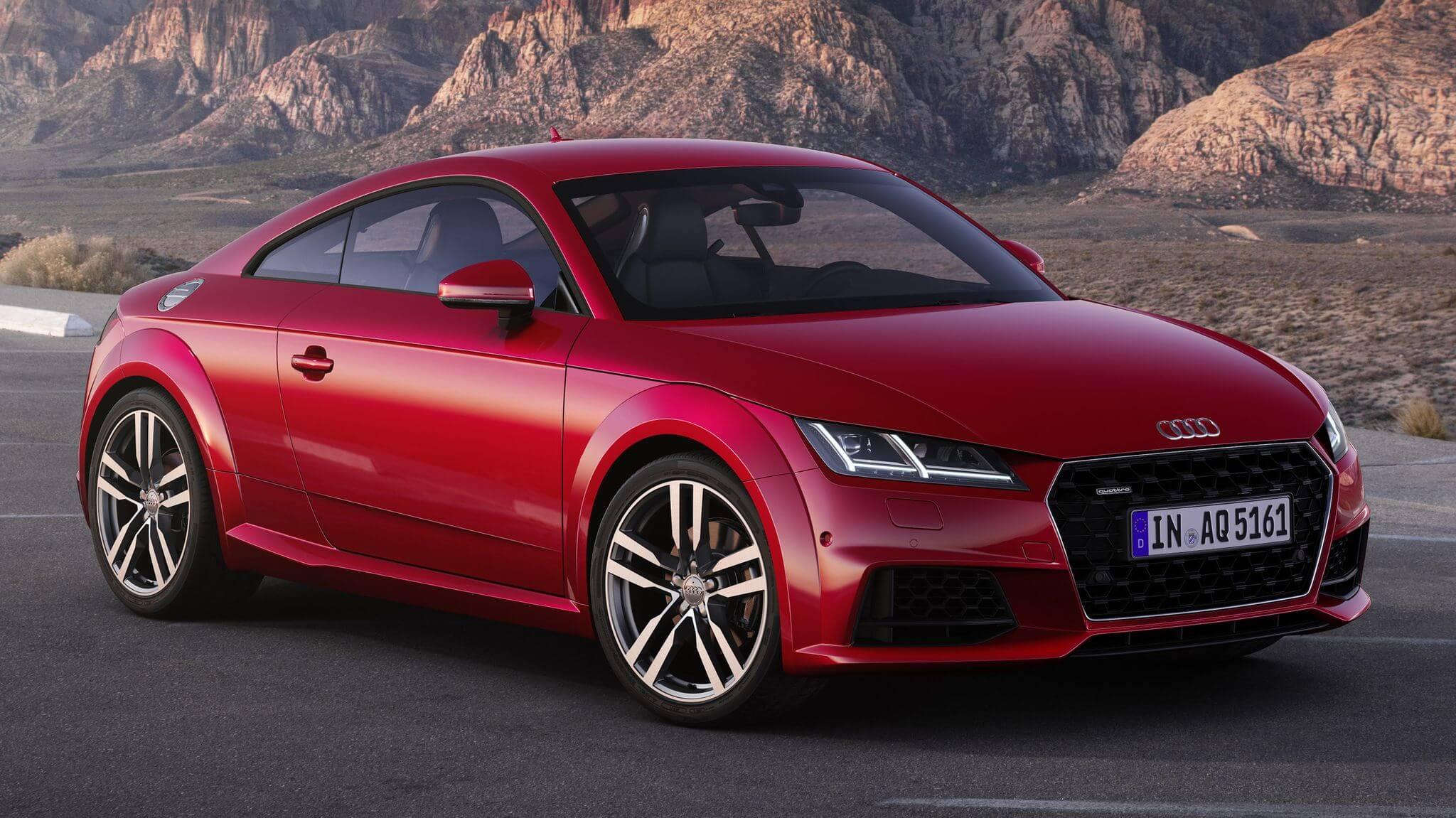 2021 Audi TTS Güç Yükseltmesi