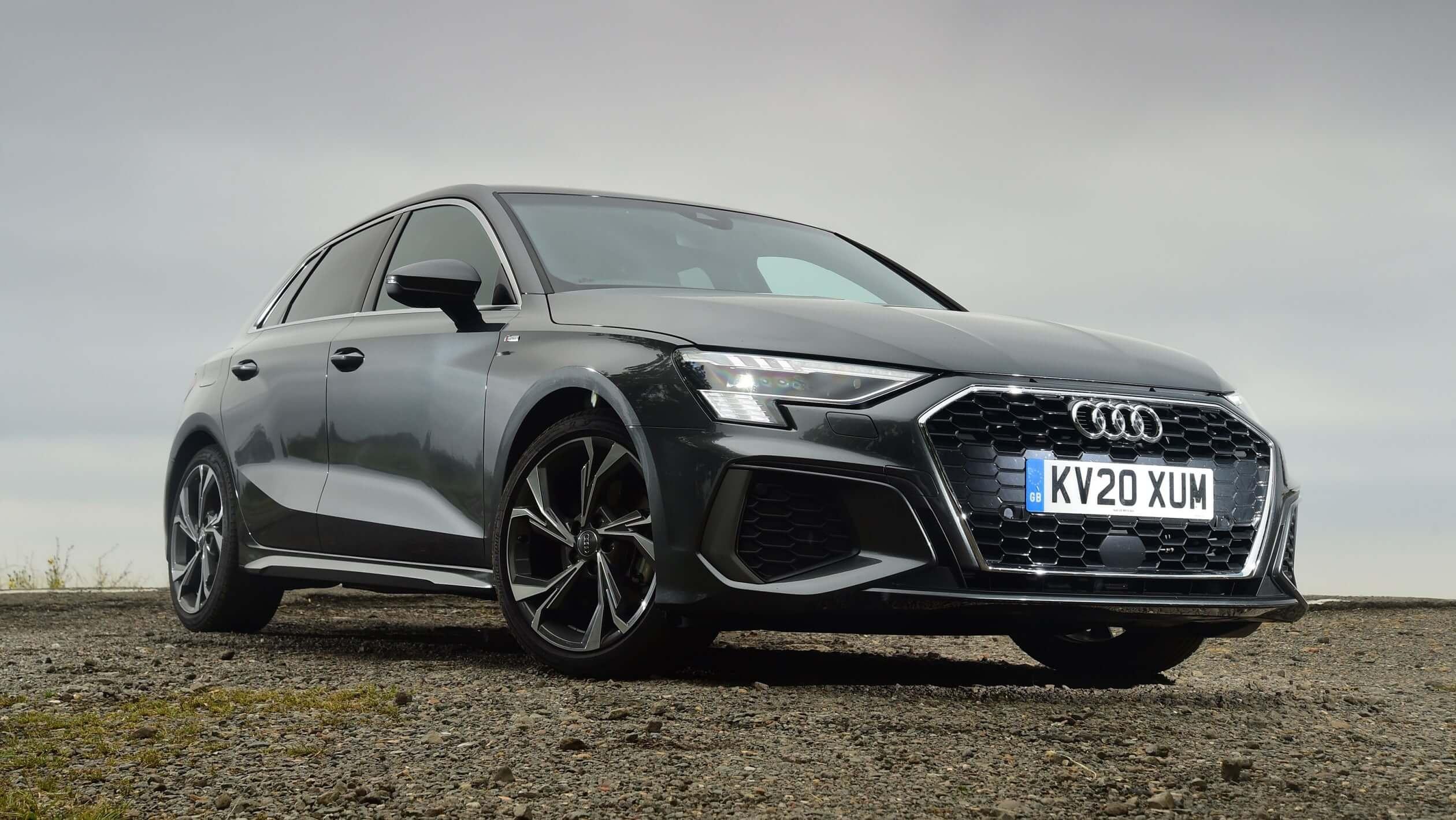 2021 Yeni Audi A3