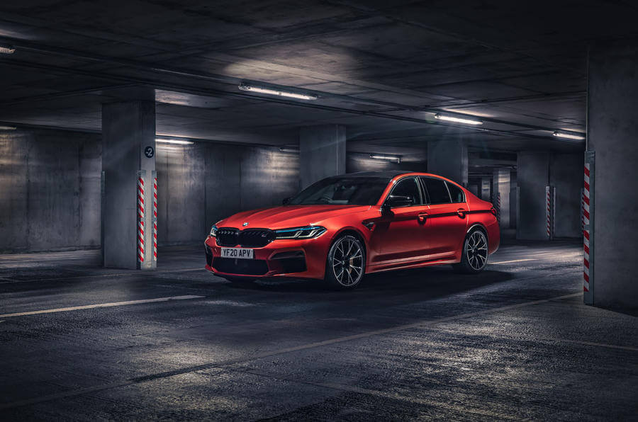 2021 Yeni BMW M5 Competition