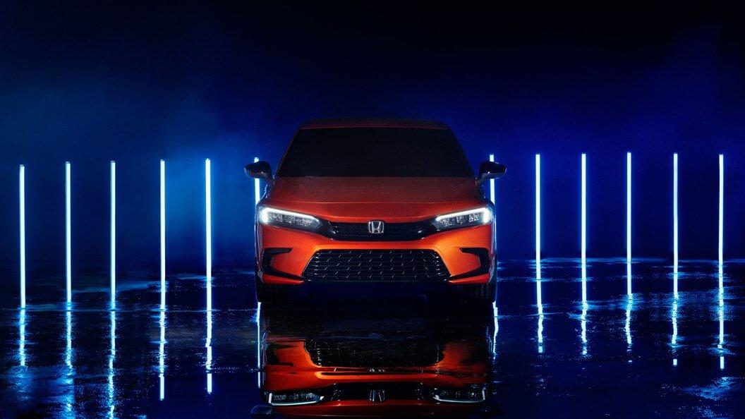 2021 Yeni Honda Civic