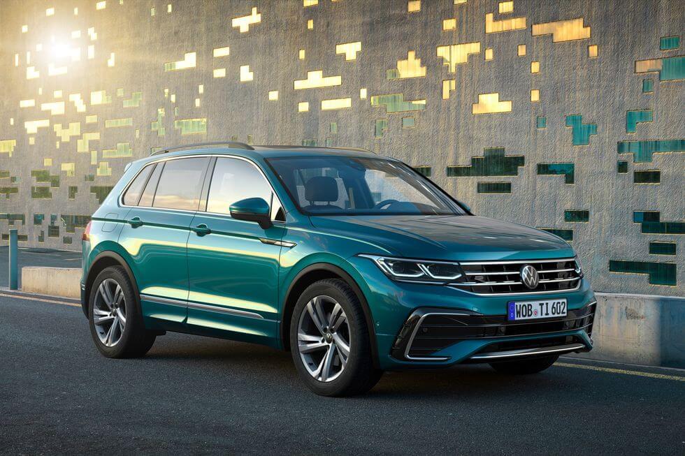 2021 Yeni VW Tiguan incelemesi