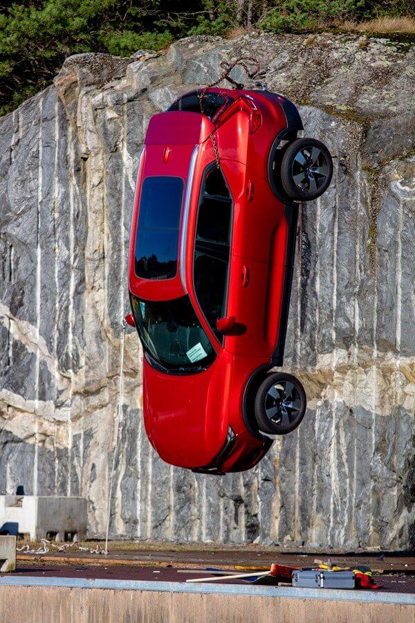 Volvo Kaza Testi