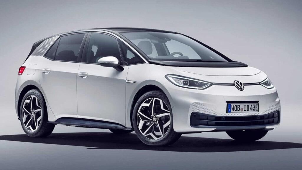 VW ID 3 Elektrik