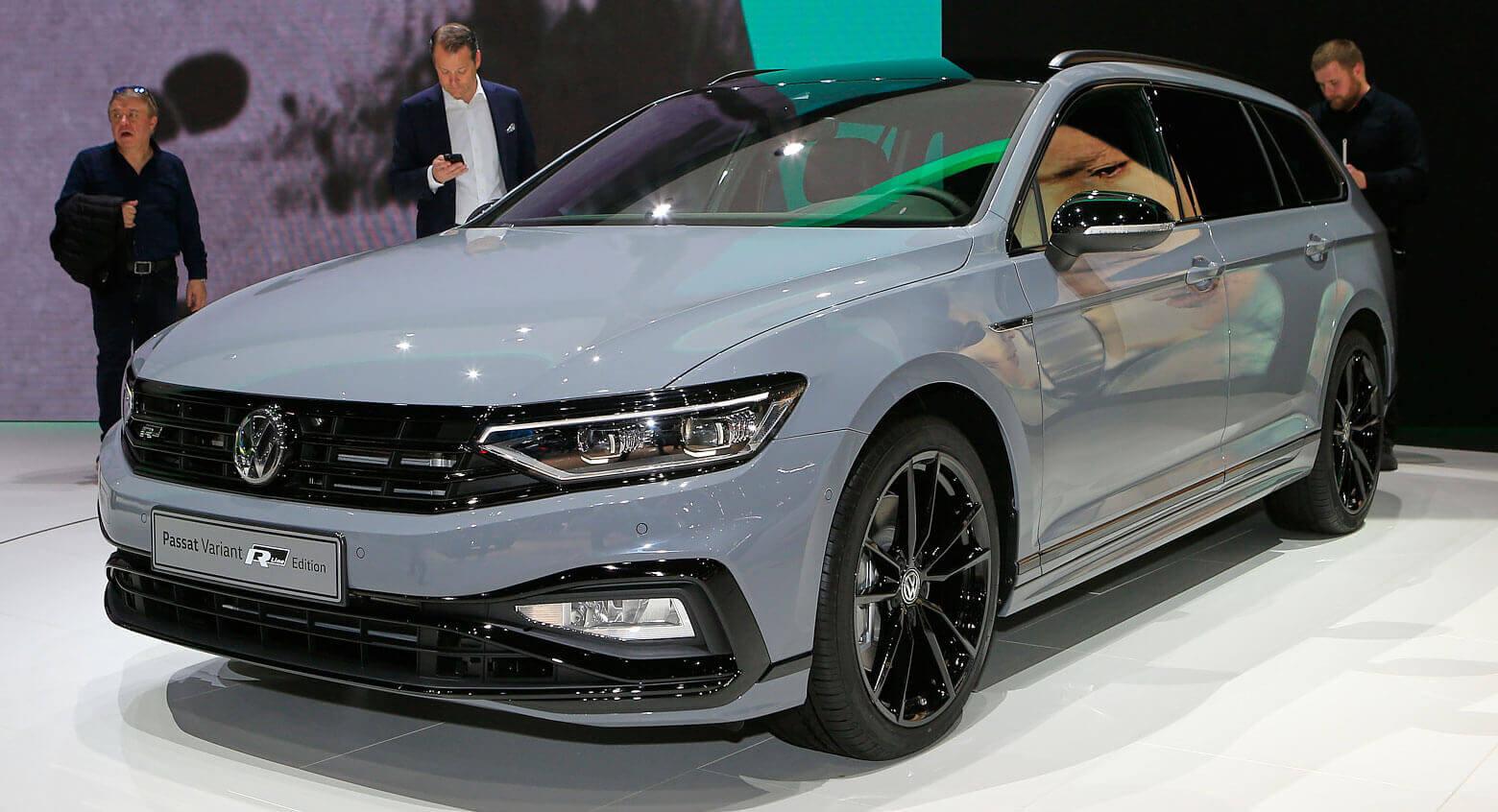VW Passat Sedan Üretimi Durduruldu