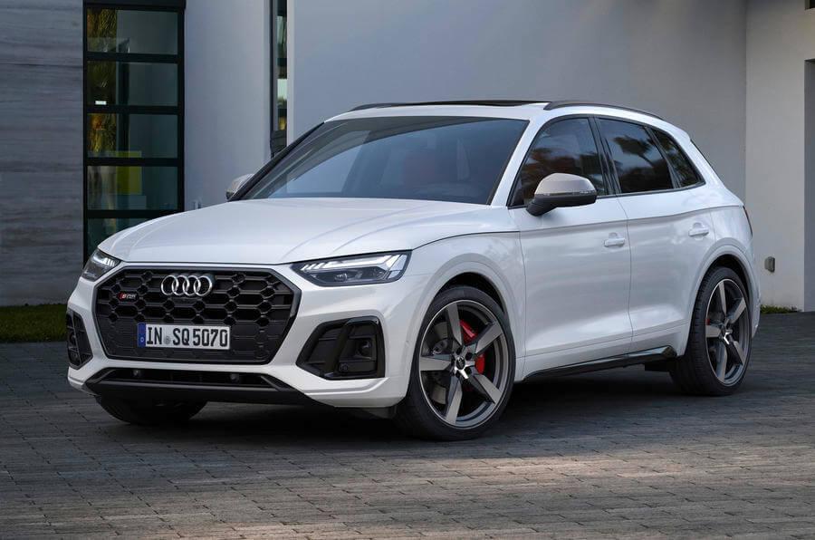Yeni Audi SQ5