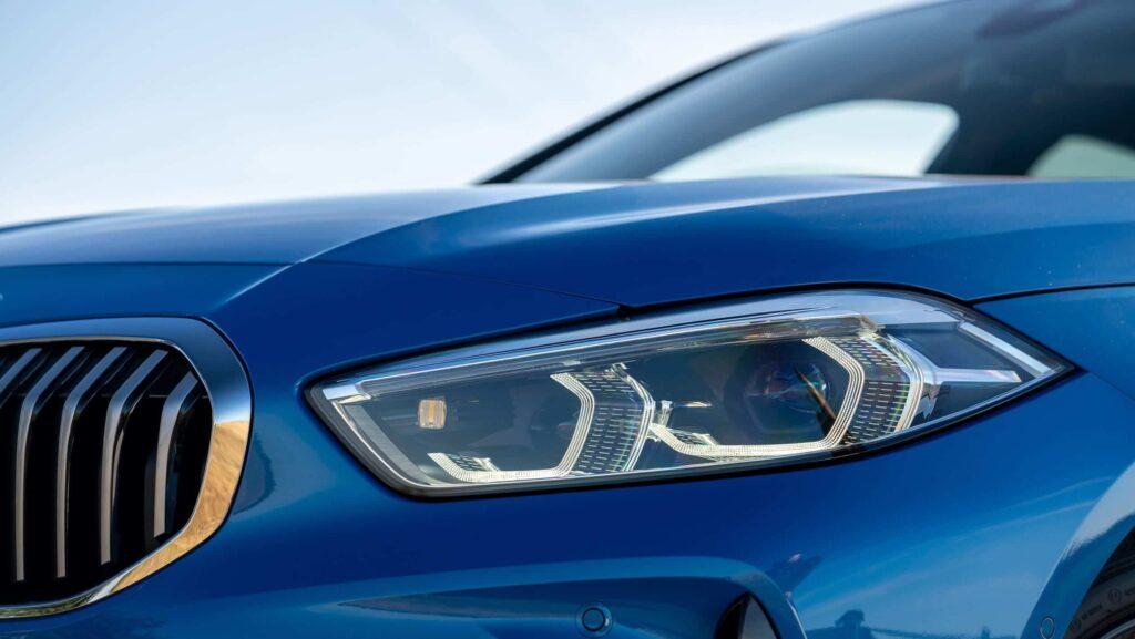 2020 yeni BMW 1 serisi farlar