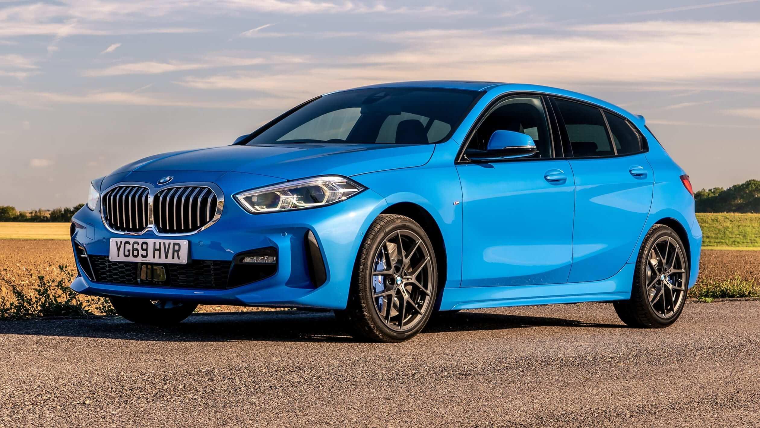 2020 yeni BMW 1 serisi