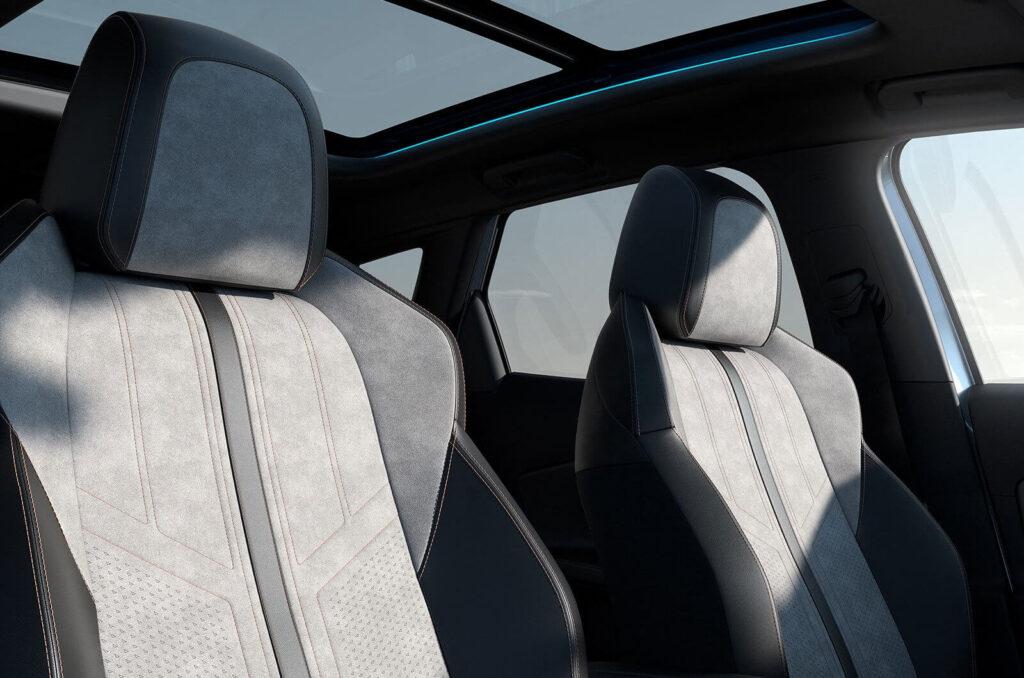 2021 Yeni Peugeot 3008 koltuklar