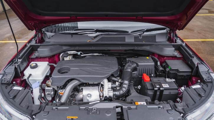 Ssangyong Korando motor seçenekleri