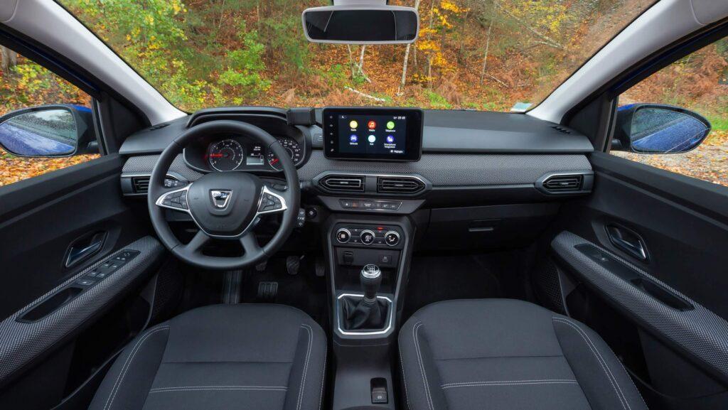 Yeni 2021 Dacia Sandero Hatchback İncelemesi - SMHK Oto