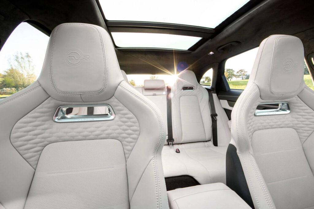 2021 Jaguar F-Pace koltuklar
