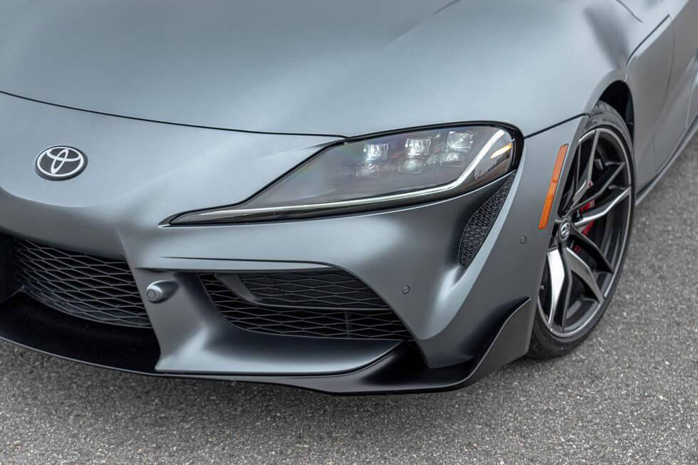 2021 Toyota Supra farlar