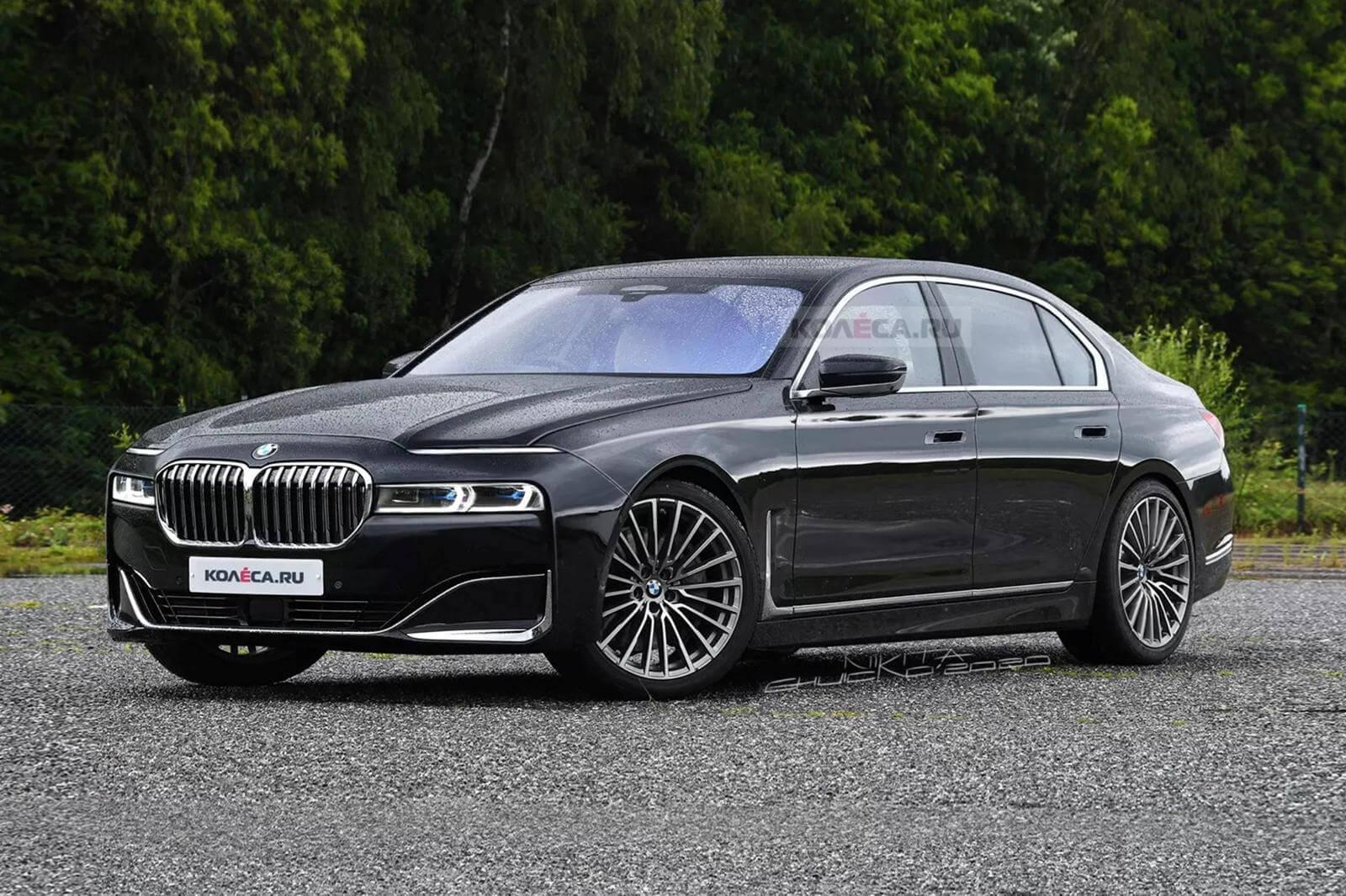 2021 Yeni BMW 7 Serisi