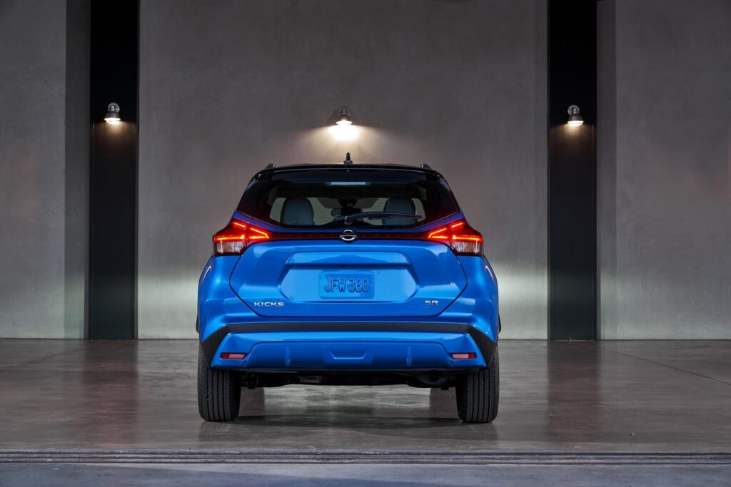 2021 Yeni Nissan Kicks arka tasarım