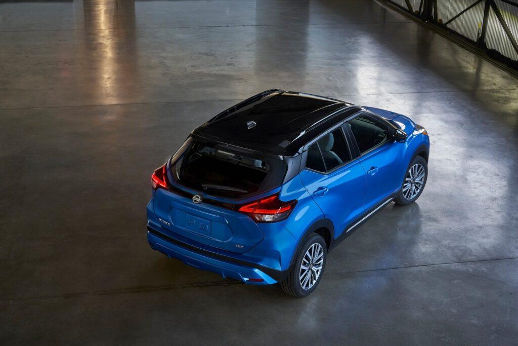 2021 Yeni Nissan Kicks fotoğrafları