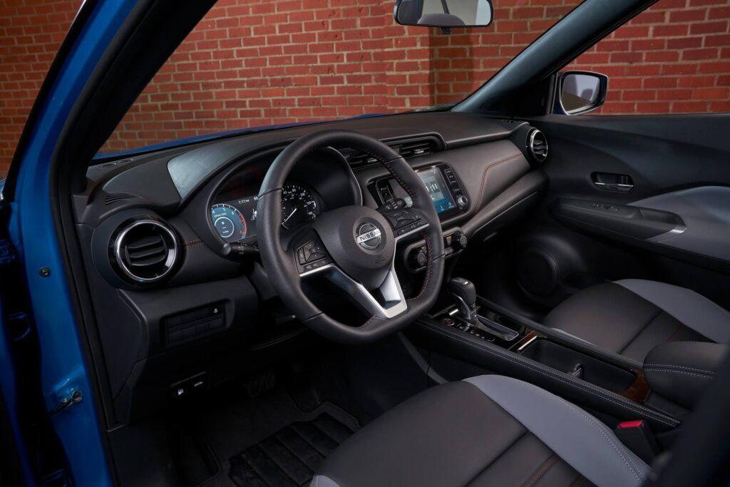 2021 Yeni Nissan Kicks iç mekan
