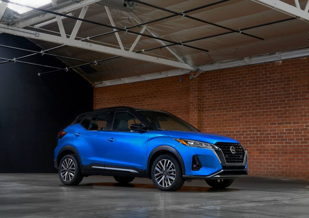 2021 Yeni Nissan Kicks yan tasarım