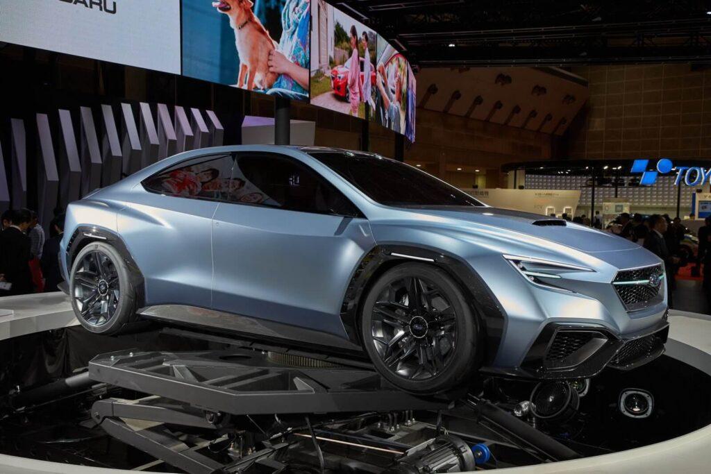 2022 Subaru WRX STI fotoğrafları