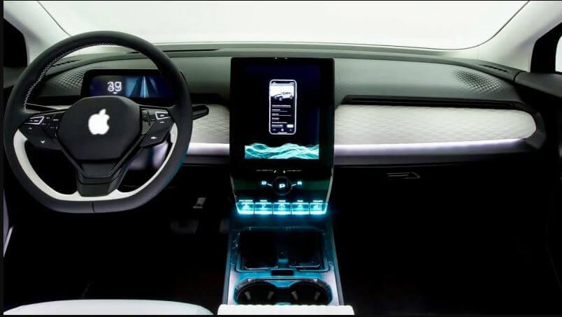 Apple Otomobil Üretecek