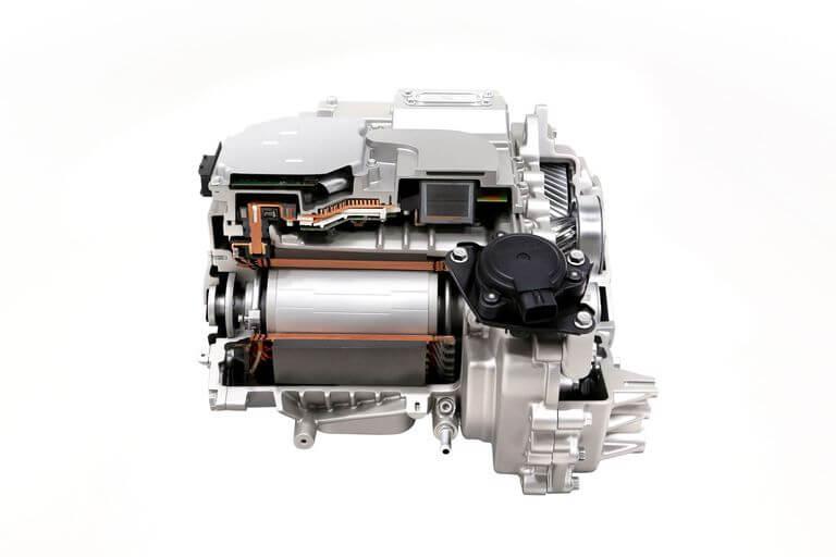 Hyundai E-GMP Platformu elektrik motoru