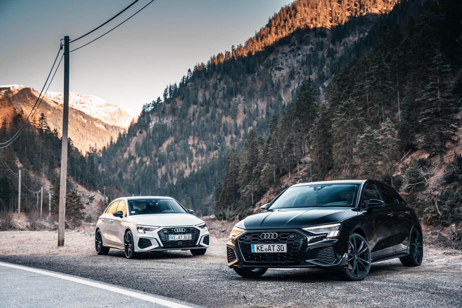 Yeni Audi S3