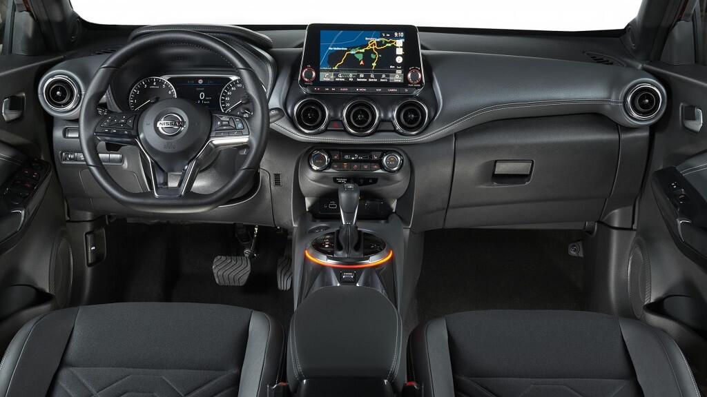 2021 Yeni Nissan Juke iç mekan