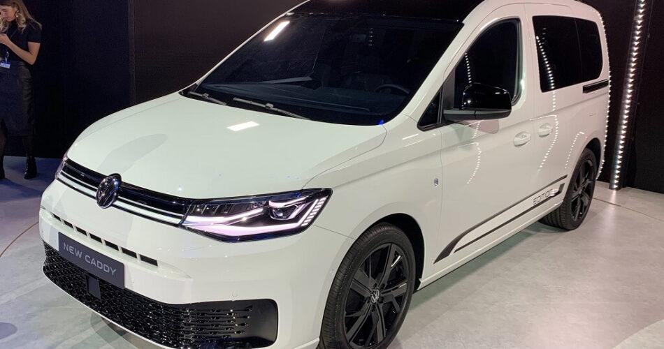 2021 Yeni VW Caddy