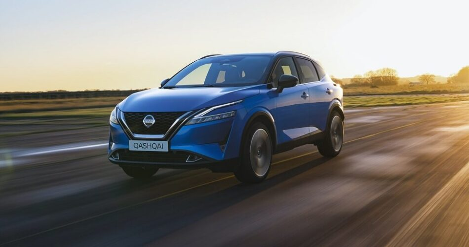 2021 Yeni Nissan Qashqai