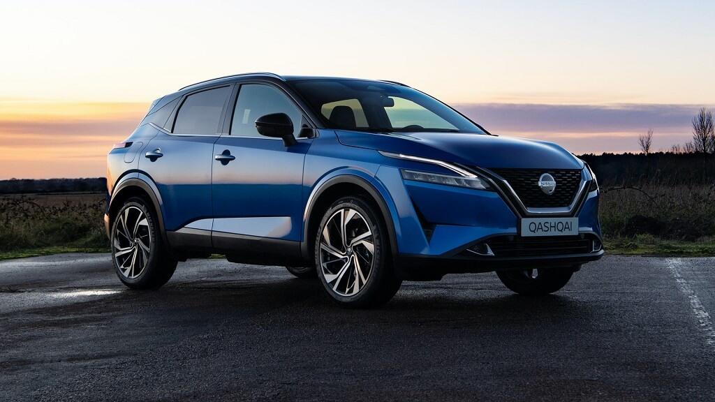 2021 Yeni Nissan Qashqai fotoğrafları