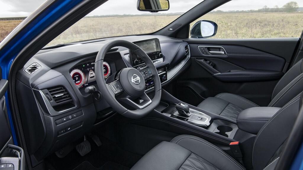 2021 Yeni Nissan Qashqai iç mekan