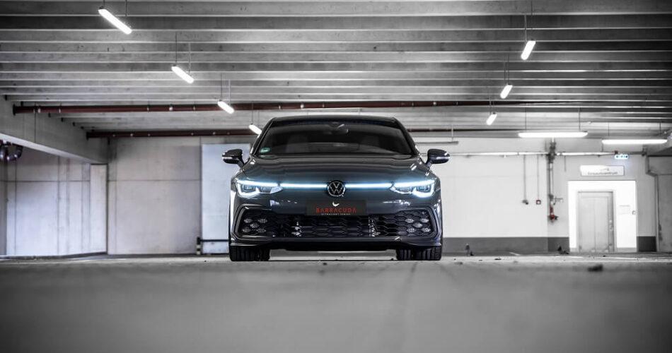 Modifiyeli Yeni Golf 8 GTE