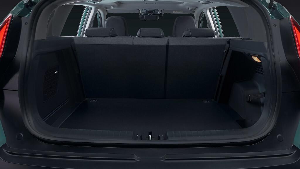 2021 Hyundai Bayon bagaj
