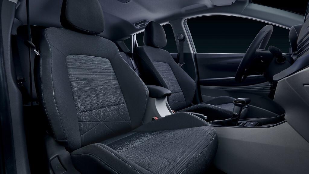 2021 Hyundai Bayon koltuklar