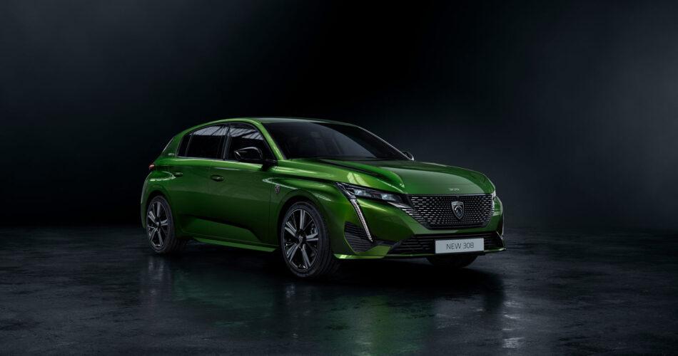 2021 Yeni Peugeot 308