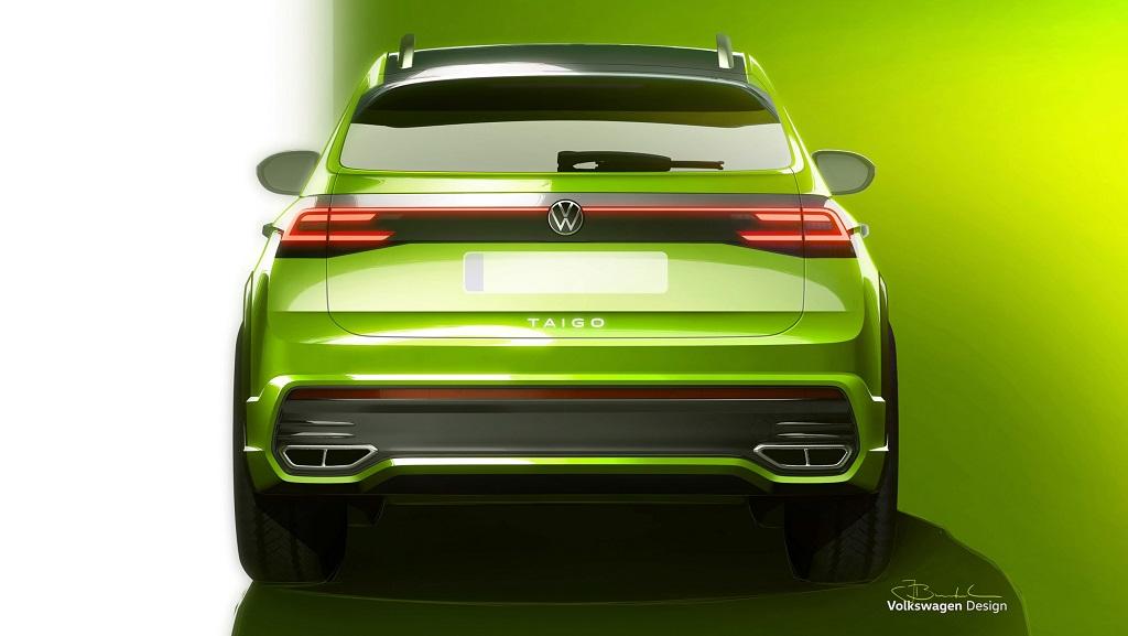 2022 Volkswagen Taigo fotoğrafları
