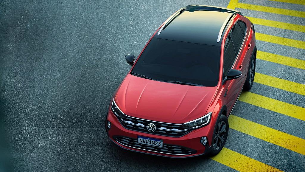 2022 Volkswagen Nivus cam tavan