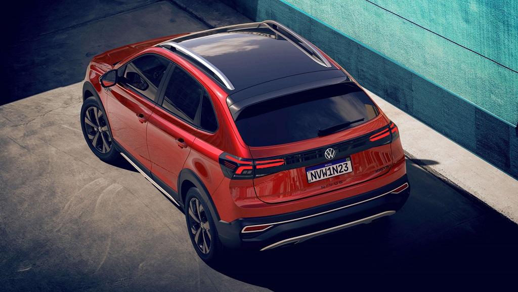 2022 Volkswagen Nivus arka tasarım