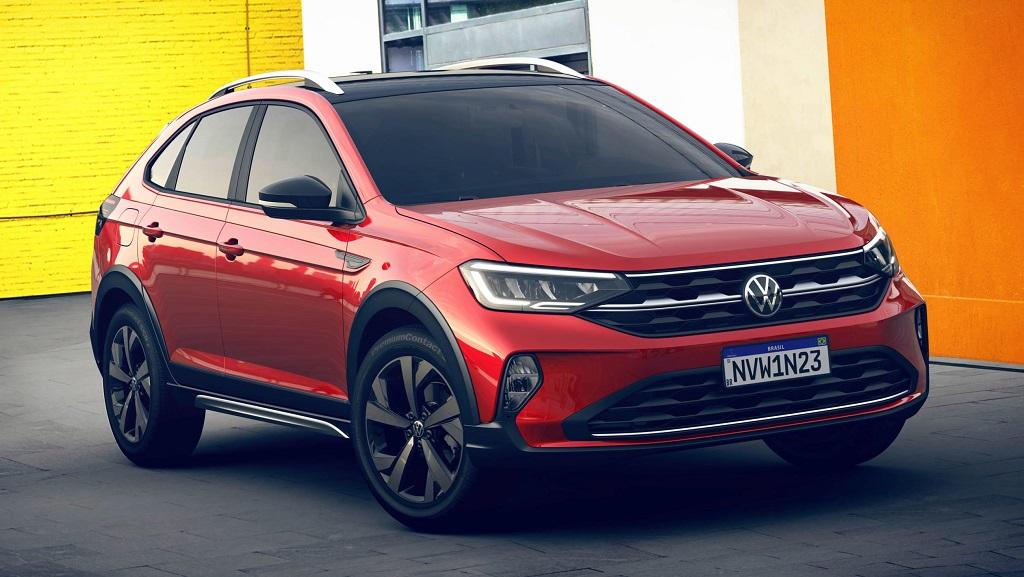 2022 Volkswagen Nivus ön tampon