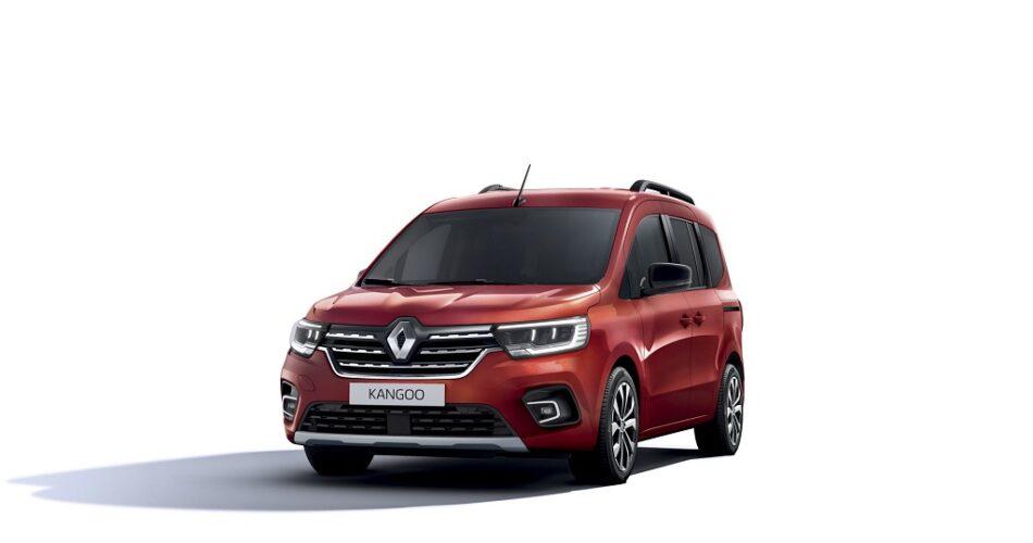 2021 Yeni Renault Kangoo