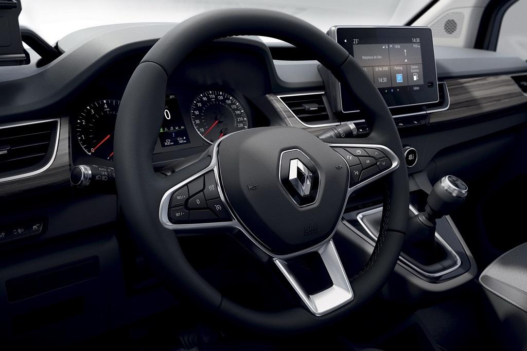 2021 Yeni Renault Kangoo direksiyon