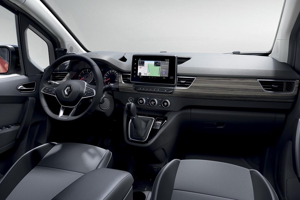 2021 Yeni Renault Kangoo iç mekan