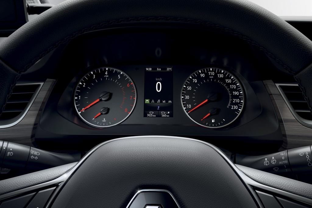 2021 Yeni Renault Kangoo kadran