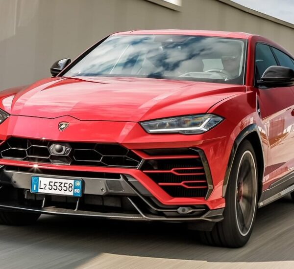 Lamborghini Urus İncelemesi