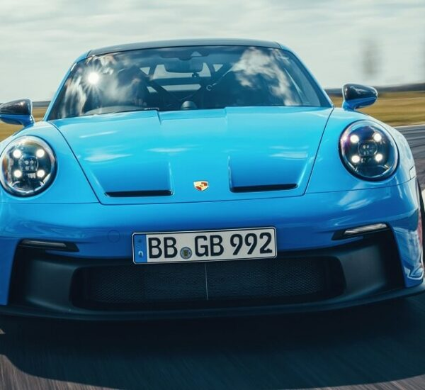 2021 Porsche 911 GT3 İncelemesi