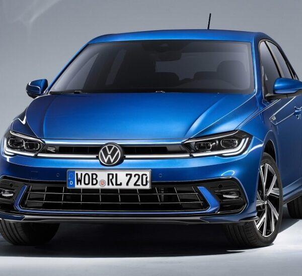2021 yeni makyajlı Volkswagen Polo