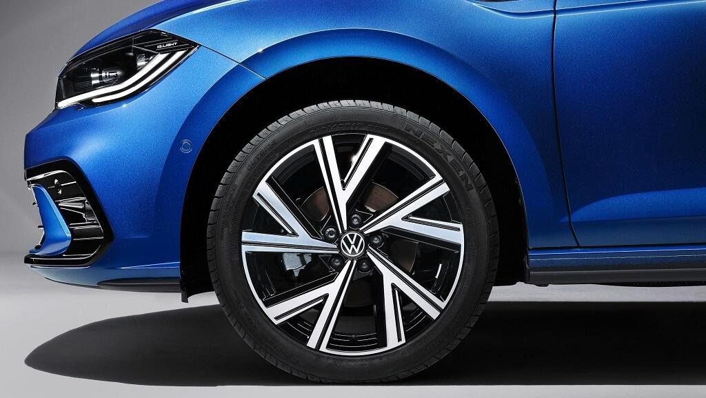 makyajlı Volkswagen Polo jantlar