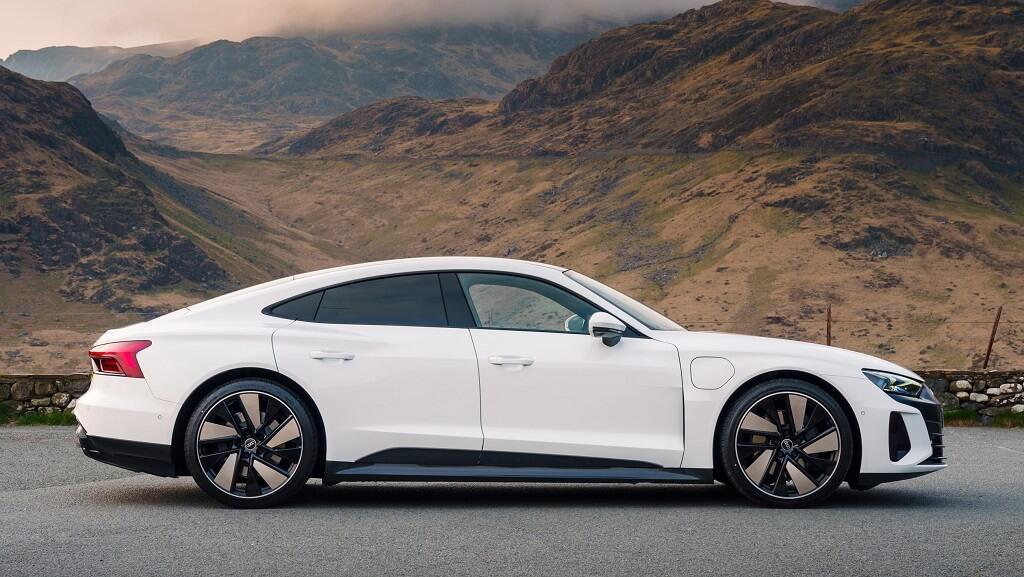 2021-Audi-e-tron-GT fotoğrafları