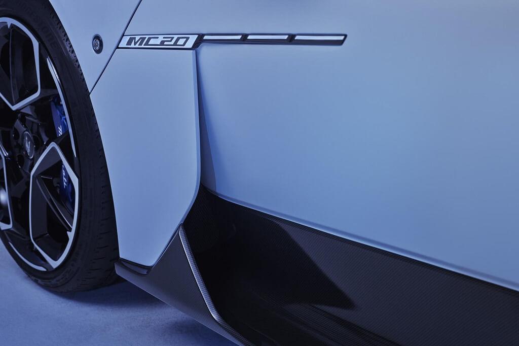 2021 Maserati MC20 jantlar